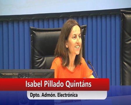 A implantación da tramitación electrónica integral na Xunta de Galicia